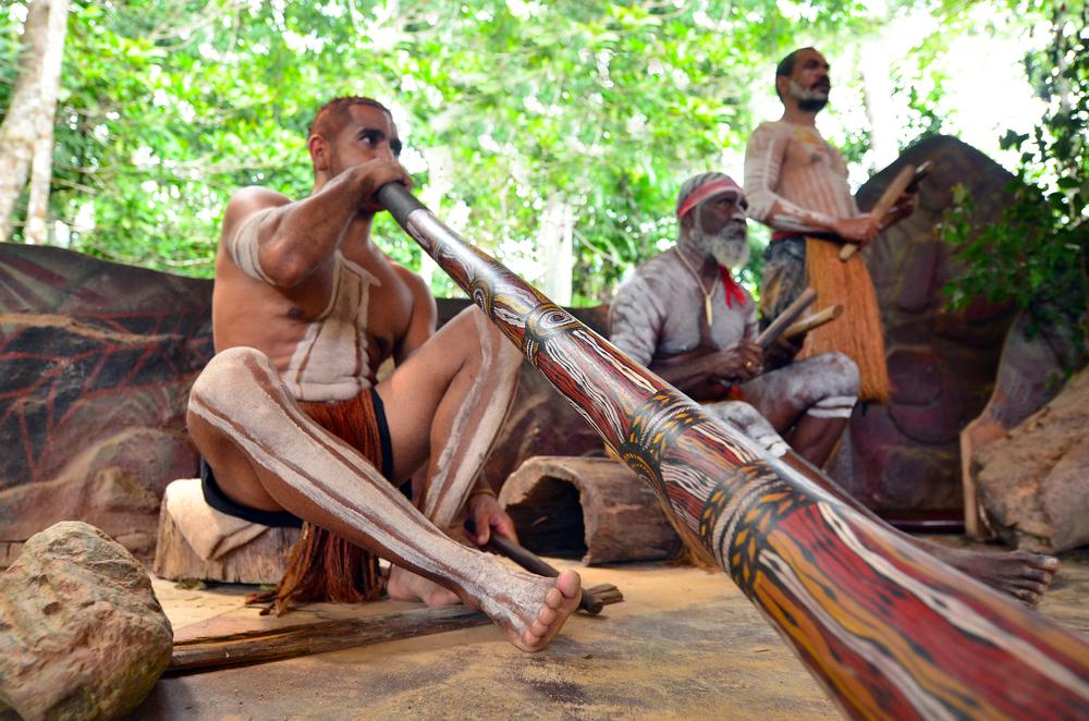 concert australie musique aborigène